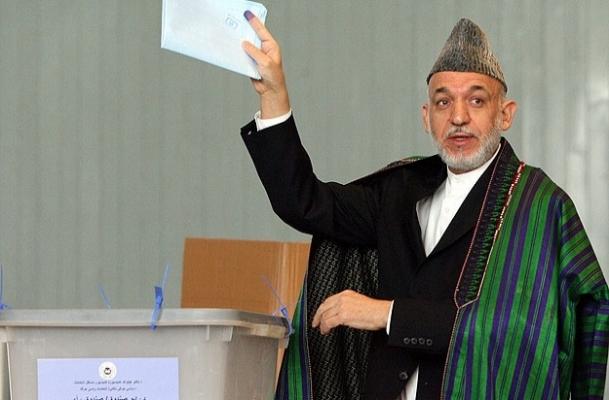 Karzai aday olamayacak
