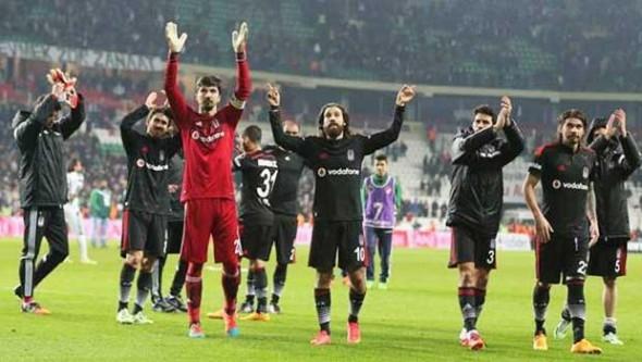 Konyaspor 1-2 Beşiktaş