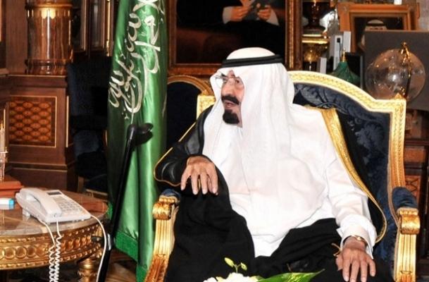 Kral Abdullah'tan yasa önerisi