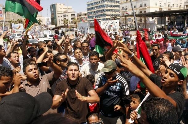 Libya'da ''Kurtuluş'' Günü