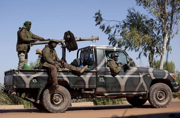 Mali'de askerlere uyarı