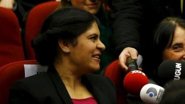 Meclis'te Öcalan var!