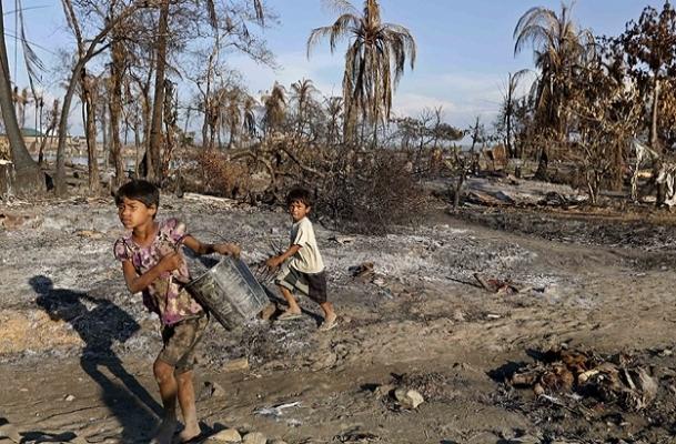 Mısır'dan Myanmar çağrısı