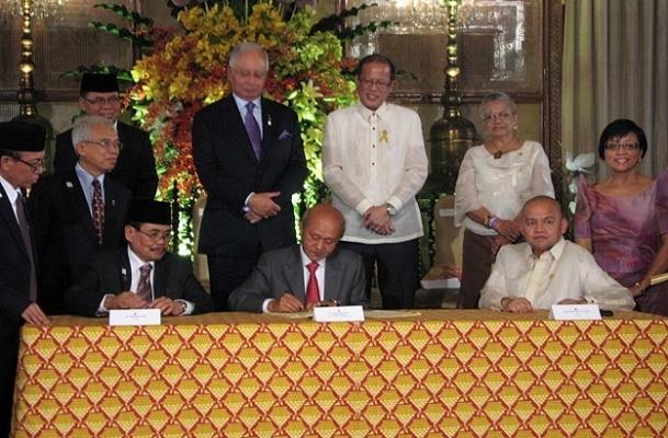 Moro Müslümanları anlaşmadan memnun