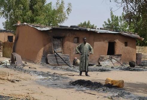 Nijerya'da militan operasyonu!