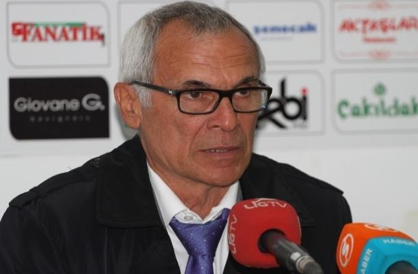 Orduspor'da teknik direktör değişikliği