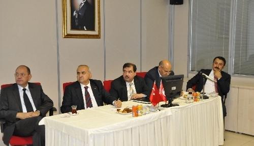OSTİM, Tunus'ta kurulacak sanayi bölgesine model oldu