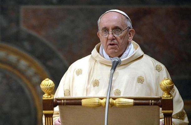 Papa'dan tüm dinlerle diyalog mesajı