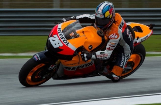 Pedrosa MotoGP şampiyonu