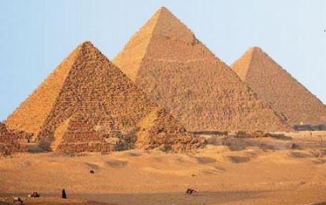 Piramit'lere vizesiz dönem başlıyor