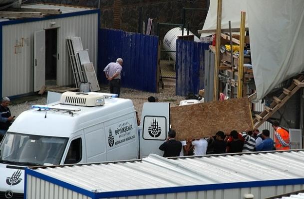 Şantiyede 4 işçi ölü bulundu