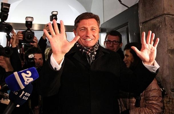 Slovenya'da yeni cumhurbaşkanı Pahor
