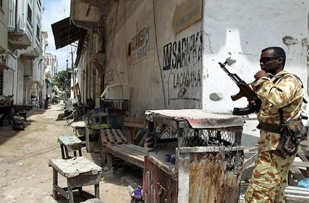 Somali'de bir kameraman öldürüldü