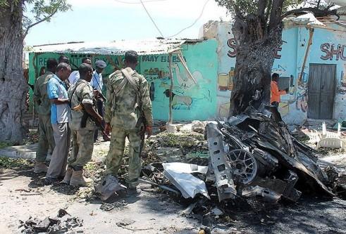 Somali'de bombalı saldırı gerçekleşti:9 ölü
