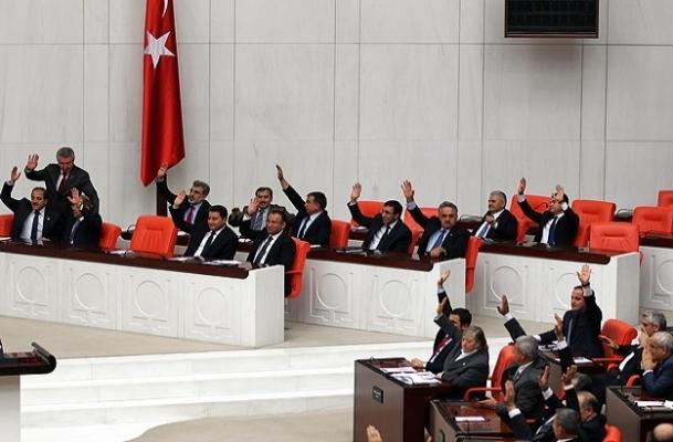 Son 4 yılda 555 tasarı Meclis'e gönderildi