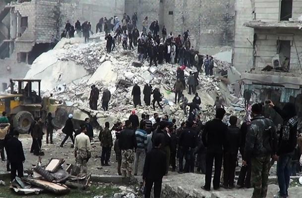 Suriye'de 2 günün bilançosu: 214 ölü