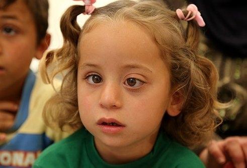 Suriyeli Fatıma yardım bekliyor!