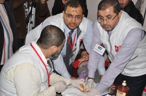 Suriyelilere ''ilaç'' olacaklar