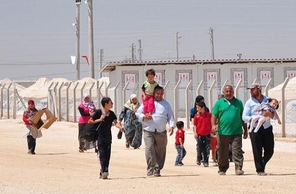 Suriyelilerin buruk bayramı
