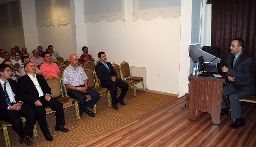 TASİAD, üyelerini yatırım teşvikleri konusunda bilgilendirdi