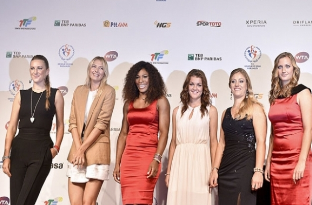 Tenis turnuvasında gruplar belli oldu