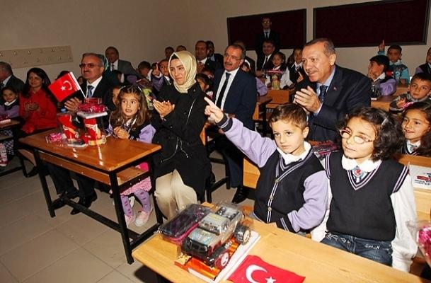 Tenzile Ana okulu açıldı