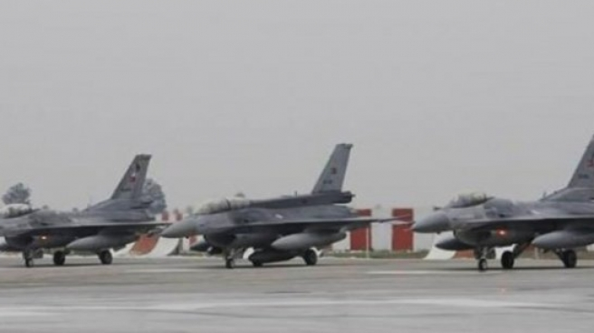 Türk jetleri alarma geçti!