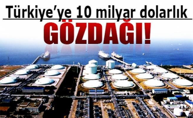 Türkiye'ye 10 milyar dolarlık 'gözdağı'