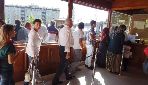 Ulucanlar Cezaevi Müzesi ziyaretçi rekoru kırıyor