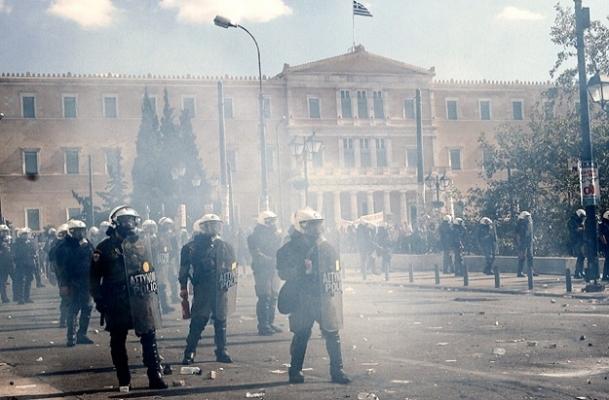 Yunanistan, Suriye'den daha riskli