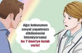 Ağız Kokusu Nedenleri ve Tedavisi