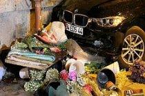 Bağdat Caddesi'nde korkunç kaza!