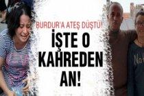 Burdur'da şehit acısı!