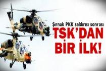 Şırnak'taki PKK saldırısından sonra...