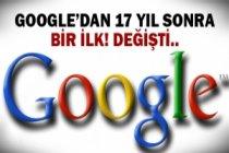 Google 17 yıl sonra..