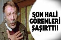 İşte Münir Özkul'un son hali..