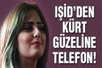 IŞİD'den tehdit telefonları aldı..