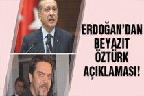İşte Erdoğan'ın o açıklaması!