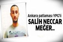 YPG'li Salih Neccar'ın asıl hedefi..