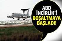 Adana İncirlik Üssü'nde tahliyeler başladı!