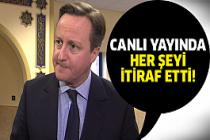 David Cameron meğerse..