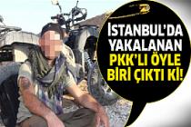 O PKK üyesi meğerse..