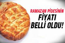 Ramazan pidesi ne kadar olacak?