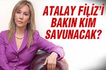 Atalay Filiz'e sürpriz avukat!