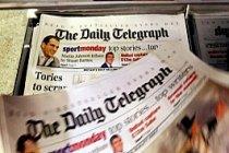 Daily Telegraph gazetesi yazdı!