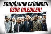 Erdoğan programını yarıda kesmişti!