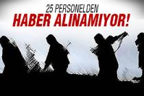 PKK'lılar şantiye bastı!