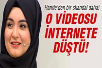 Hanife'nin şok eden videosu internete düştü!