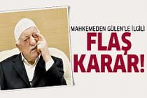 Fethullah Gülen şimdi köşeye sıkıştı!