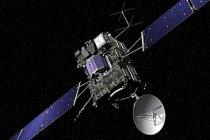 12 Yıllık Görevinin Sonuna Gelen Uzay Aracı Rosetta